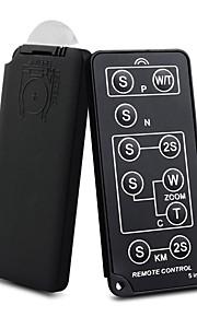 sidande® tx1003 infrarød trådløs fjernbetjening switch udløserknappen for sony canon nikon PENTAX konica