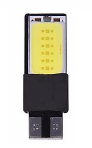10st 5W high power t10 dubbele kanten cob led licht CANbus kentekenplaatverlichting, leeslampje