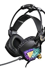 Sades SA-913 Høretelefoner (Pandebånd)ForMedie Player/Tablet / ComputerWithMed Mikrofon / DJ / Lydstyrke Kontrol / FM Radio / Gaming /
