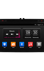 "ownice 8 ""1024 * 600 android 4.4 quad core bil dvd til vw golf polo Jetta Touran gps radio wifi 16g rom"