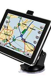 7 tommer 4g hd skærm gps køretøj ekstern bærbare navigator