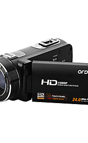 "ORDRO HDV-z8plus 1080p fotocamera da 3 ""TFT touch screen zoom digitale 16x 8MP sensore Sony video digitale full hd"