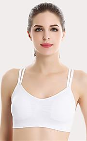 Straps Cross Running Yoga Underwear Full Coverage Nursing  Wireless Racerback  Sports Bras