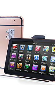 gps / 7 inch / portable navigator / hd / 4G + 128m