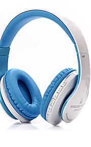 JKR JKR-213B Hoofdtelefoons (hoofdband)ForMediaspeler/tablet / Mobiele telefoon / ComputerWithmet microfoon / DJ / Volume Controle /