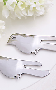 """Lovey Dove"" Metal Letter Opener Non-Personalized Favors"