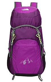 36-55 L Paquetes de Mochilas de Camping / Paquete de Compresión / mochilaAcampada y Senderismo / Escalar / Deportes de ocio / Viaje /