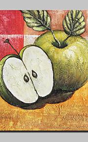 Hånd-malede Abstrakt / Still Life Oliemalerier,Moderne Et Panel Canvas Hang-Painted Oliemaleri For Hjem Dekoration