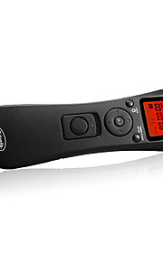 Sidande® LCD Time Lapse Remote Control Timer Shutter Release for Nikon D80 D70s