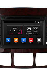 """ownice 7 """"android 4.4 quad core bil dvd-afspiller til mwrcedes-benz s-W220 S280 S320 S350 S400 S430 S500 1024 * 600 16g rom"""