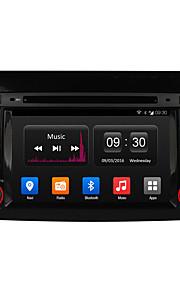 "Ownice 7 ""1024 * 600 16g rom android 4.4 quad core auto dvd speler gps-radio voor Fiat Bravo"