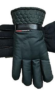Guanti batteria auto moto invernali addensato anti slittamento dei guanti contro congelamento