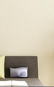 Rayure / Décoration artistique / Solide / 3D Fond d'écran pour la maison Contemporain Revêtement , Tissu Non-Tissé Matériel adhésif requis