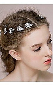 Women's Rhinestone / Alloy Headpiece-Wedding / Special Occasion / Casual / OutdoorHeadbands  Hair Stick / Hair