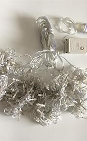 휴일 파티 결혼식을위한 1 개 3 * 3m 300led 문자열 조명 크리스마스 조명을 주도