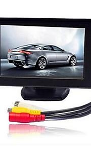 4.3 pollici retrovisore auto Monitor TFT-LCD con tv