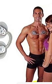 Ben / Rumpe / Arm / Mage / Bryst / albue Massør Elektro-bevegelse VibreringLindrer generell slapphet / Hjelp til å miste vekt / Stimulere