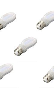 6W E26/E27 Ampoules Globe LED PAR20 1 SMD 2835 500LM lm Blanc Chaud / Blanc Froid Décorative AC 85-265 V 5 pièces