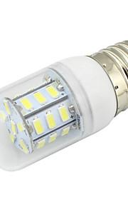 4 E26/E27 Ampoules Maïs LED T 27 SMD 5730 280 lm Blanc Chaud / Blanc Froid Décorative AC 85-265 / 9-30 V 1 pièce