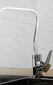 Nutida / Traditionell / Rustik / Art Deco/Retro / Moderna standard Pip / Tall / Hög Arc Kärl Vattenfall / brett spary / Roterbara with