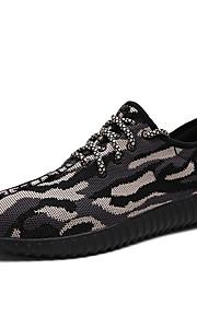 SITYLE DY-Y360 Кеды / Повседневная обувь / Беговые кроссовки Муж.Противозаносный / Анти-акула / Амортизация / Вентиляция / Пригодно для
