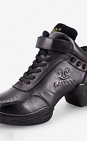 Sapatos de Dança(Preto) -Feminino-Não Personalizável-Tênis de Dança / Moderna