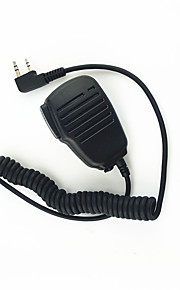 walkie-talkie schouder microfoon helder geluid microfoon en drop bestendig geschikt voor kendood Baofeng 365 WOUXUN TYT