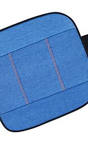 autoyouth blå denim jean sædehynder universel pasform fleste kontor siddepladser autostol dække boligtilbehør
