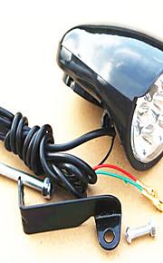 elektriske cykler elektrisk lys LED lys indbyggede højttalere lithium forlygter forlygter