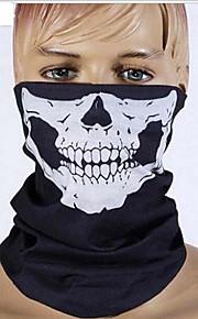 Хэллоуин анфас ужаса гримасы вуаль маскарад костюм партии перемещения тема платье увидел вуали лицо капюшон