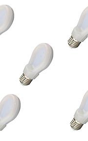 12W E26/E27 Ampoules Globe LED PAR20 1 SMD 2835 1100LM lm Blanc Chaud / Blanc Froid Décorative AC 85-265 V 5 pièces