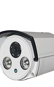 3.0 MP Kugle Udendørs with IR-cut 32(Vandtæt / Motion Detection)