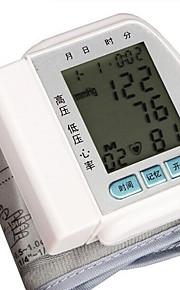 others håndledd Blodtrykk Måler N/A LCD Skjerm Batteri Plastic