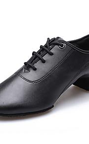Sapatos de Dança(Preto / Cinza) -Infantil-Não Personalizável-Latina