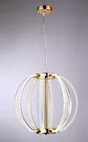 20W מנורות תלויות ,  מסורתי/ קלאסי צביעה מאפיין for LED אקרילי חדר שינה / חדר אוכל / חדר עבודה / משרד / חדר ילדים / מסדרון / מוסך