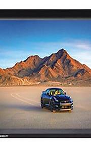 auto di navigazione vivavoce bluetooth vista posteriore a doppio - mandrino di navigazione DVD auto