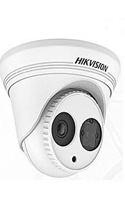 Hikvision -i (d) cmos icr ds-2cd2312 dag en nacht koepelvormige 1.3MP / 3D-netwerkcamera