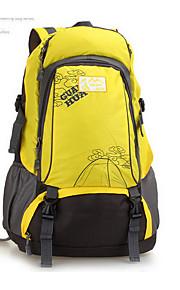 40 L mochila / Mochila Acampada y Senderismo / Viaje Al Aire Libre / RendimientoSecado Rápido / A Prueba de Golpes / Listo para vestir /