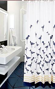 Moderno Poly / cotone 2*2M  -  Alta qualità Tende da doccia