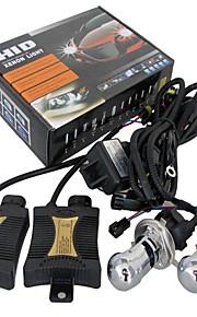 55W Xenon Hi-Low HID KIT Headlight lamp Slim Ballast H4 -4300K 6000K 8000K 10000K 12000K