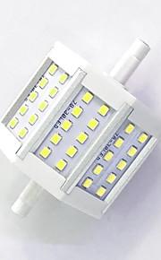 7 R7S Ampoules Maïs LED T 30LED SMD 2835 680LM-800LM lm Blanc Chaud / Blanc Froid Décorative AC 85-265 V 1 pièce