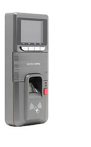 fingeraftryk adgang card password fremmøde én maskine