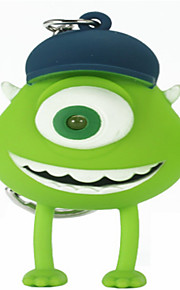 Monsters University big eye Aberdeen LED-licht-emitterende key ring