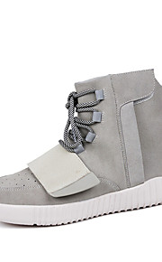 Men's Fashion Boots Casual Sneaker Shoes Suede Leather Medium Cut Kanye West Yeeze 750 Boost More Color