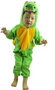 Cosplay Suits / Cosplay gensere Inspirert av Cosplay Nameless Actress Anime Cosplay Tilbehør Trikot Grønn Polyester Barn