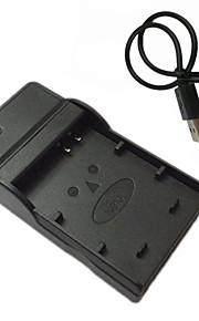 10l micro usb mobil batterioplader til Canon NB-10L G1X g3x G15 G16 SX40 sx50hs sx60hs