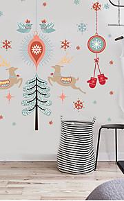 Tiere / Botanisch / Stillleben Wand-Sticker Flugzeug-Wand Sticker / 3D Wand Sticker Dekorative Wand Sticker / Kühlschrank Sticker,PVC