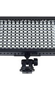 LD-160 Sort 9.6W LED Lampe
