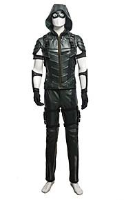 Cosplay Kostumer / Party-kostyme / Maskerade / Halloween Utstyr Superhelter / Batter / Edderkopper / Soldat/Kriger Film-CosplaySvart /