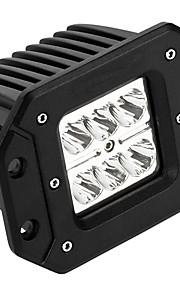 exLED 18W 1000Lm LED Work Light Driving Lights Led Light Bar 1PCS
